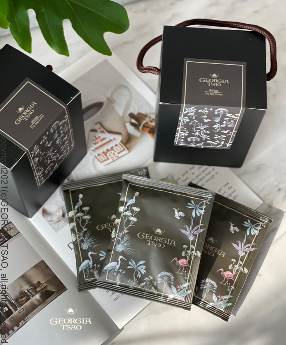 GT 濾泡式精品咖啡-禮盒裝(10入)