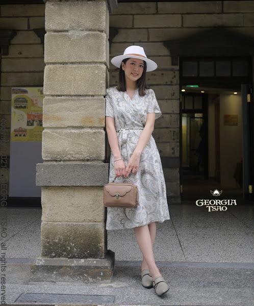 GT 短袖開襟洋裝