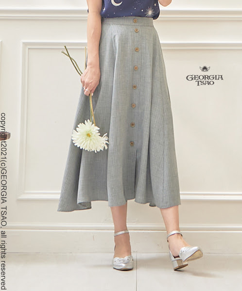 GT排釦傘裙