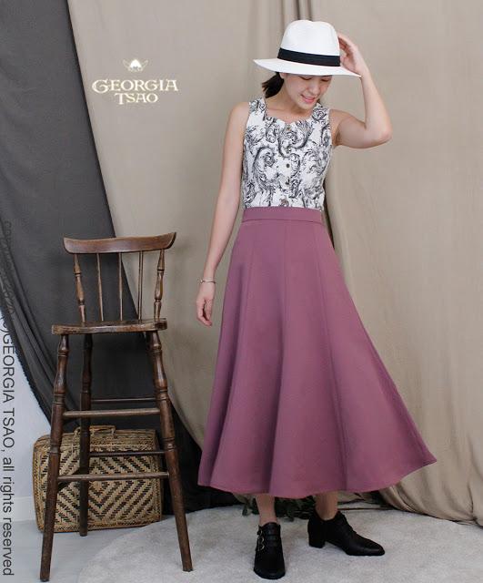 GT八片裙