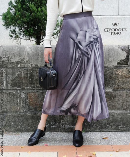 GT開衩心機裙