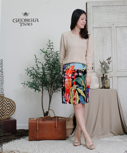 GT鉛筆裙(SALE)