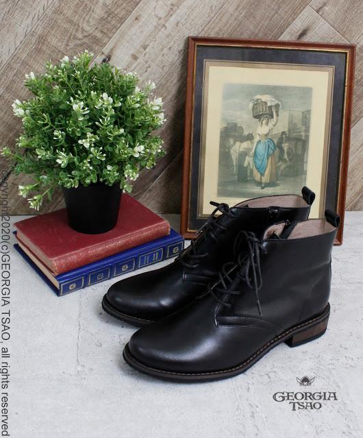 GT短筒軍靴