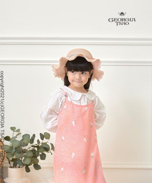 GT Print 細肩帶洋裝(3Y)